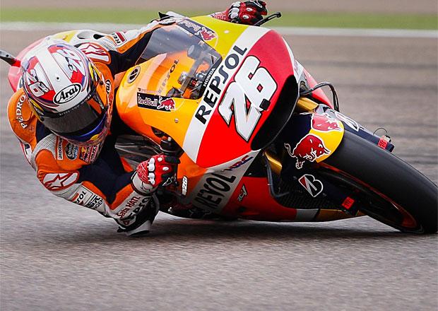 VC Malajsie 2015: Rossi poslal Marqueze k zemi