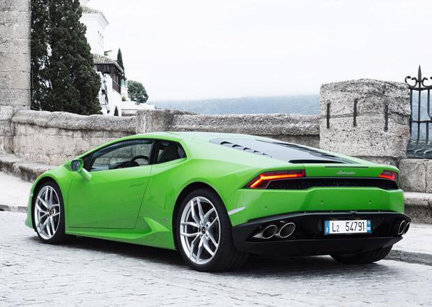 Lamborghini Huracán LP 580-2: Italský supersport se stane zadokolkou