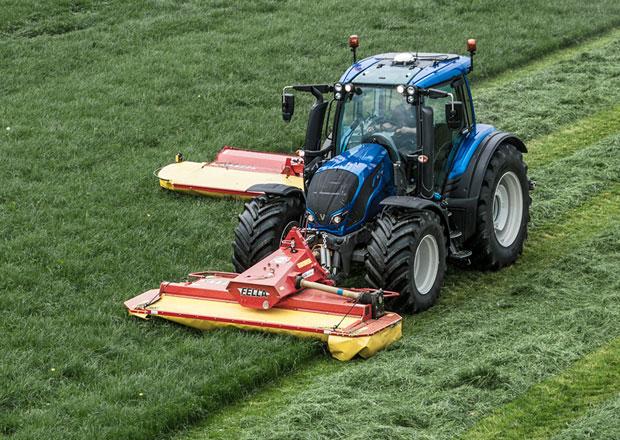 Valtra uvádí čtvrtou generaci traktorů řady N (+video)