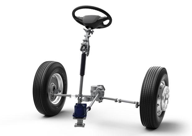Volvo Dynamic Steering i pro autokary Volvo Buses (+video)