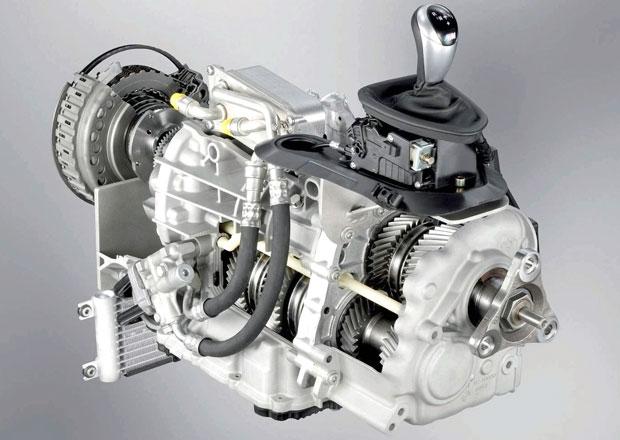 BMW vyvíjí dvouspojkovou převodovku pro předokolky
