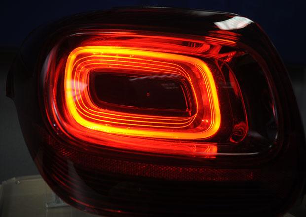 Současnost a budoucnost automobilového osvětlení: Na xenony zapomeňte!