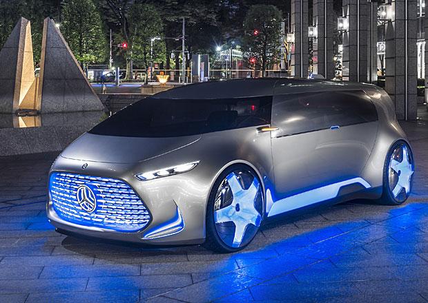 Mercedes zvažuje založení zvláštní značky pro elektromobily
