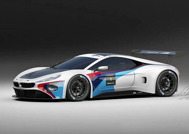 BMW M1 Design Study: Jihoafrická vize mnichovského supersportu