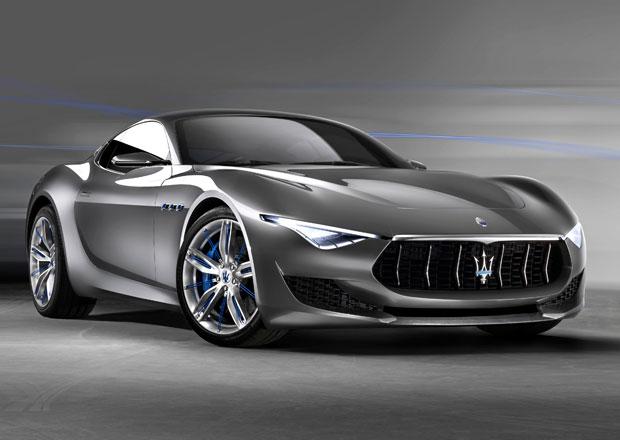 Maserati Alfieri se odsouvá, značka reaguje na potíže