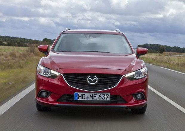 Mazda odkládá diesely pro USA