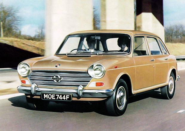 Seriál Evropské Automobily roku: Austin 1800 (1965)