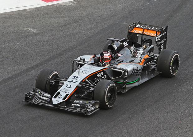 Aston Martin se vrací do formule 1