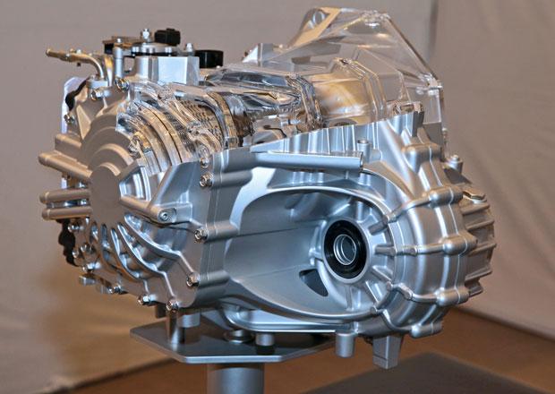 Nová technika Hyundai: Motor pro hybridy a automat pro předokolky