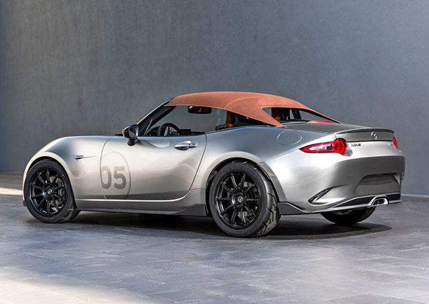 Mazda MX-5 Spyder a Speedster: Superlehké Miaty pro SEMA