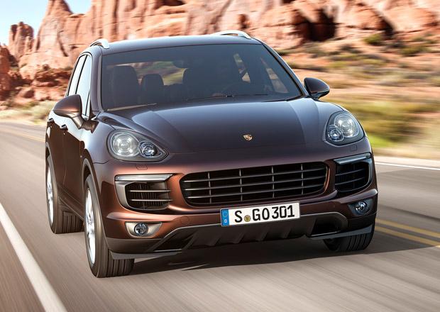 Porsche pozastavuje prodej dieselového Cayennu v USA