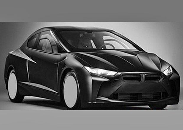 Patentové snímky odhalují nové kupé od BMW. Nebo jde o příští Batmobil?