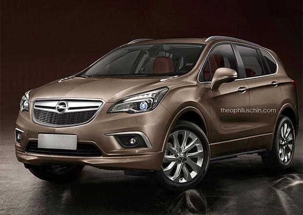 Také Opel vsadí na crossovery. Pracuje hned na třech