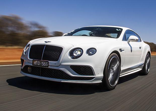Bentley Continental GT Speed a jeho maximální rychlost (+video)