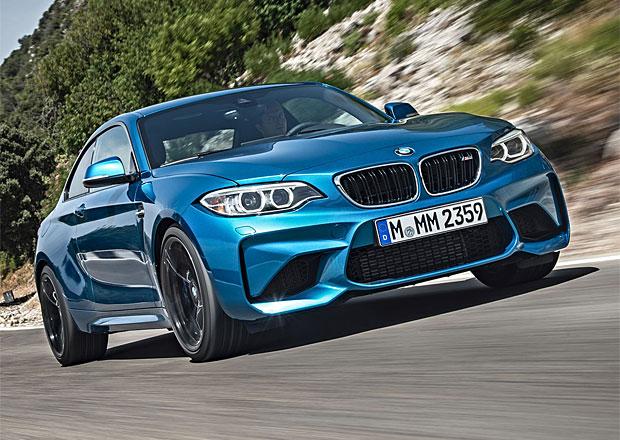 BMW M2 odhaluje českou cenu. Na kolik přijde?