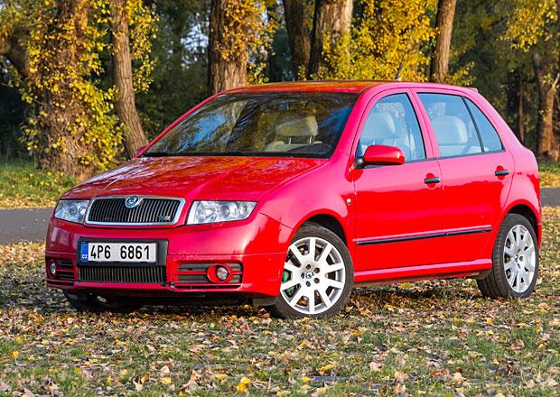 "Ojetá Škoda Fabia RS (6Y): Naftový ""hot-hatch"" po letech"