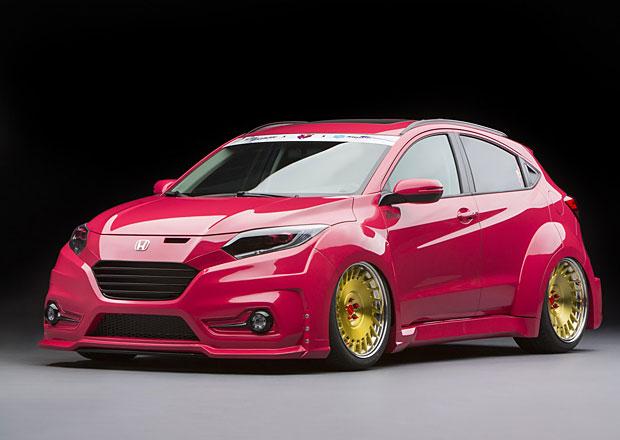 Honda HR-V: Zdivočelé koncepty pro SEMA