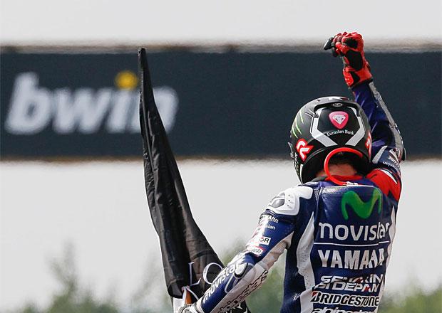 VC Valencie 2015: Lorenzo vyhrál MotoGP a je šampionem