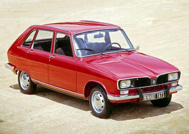 Evropské Automobily roku: Renault 16 (1966). V čem byl revoluční?