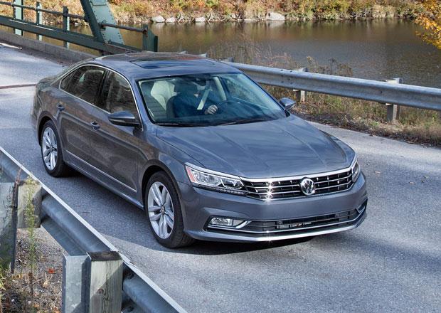 Volkswagen zastavil v�robu Passatu TDI