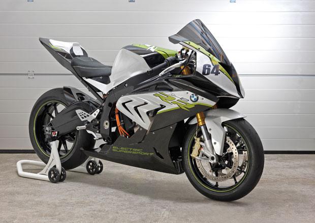 BMW eRR: Elektrick� superbike od Bavor�