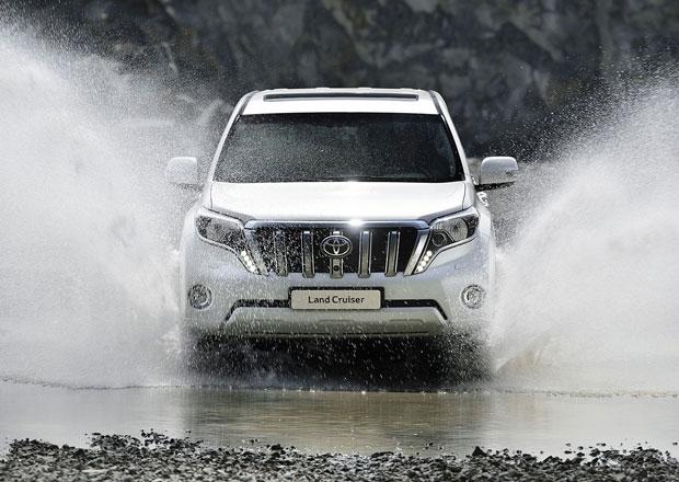 Toyota Land Cruiser: Pět dveří a nový turbodiesel 2.8 D-4D za 1,16 milionu Kč