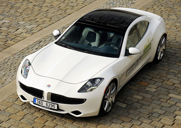 BMW bude dodávat díly automobilce Karma