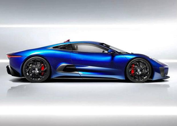 Elektrický Jaguar? Už za dva roky