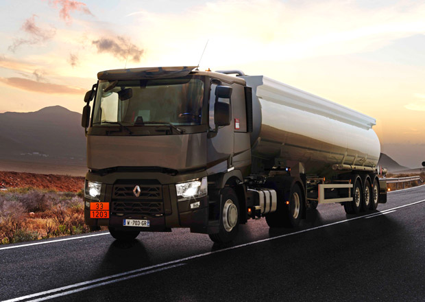 Renault Trucks pro p�epravu nebezpe�n�ch l�tek