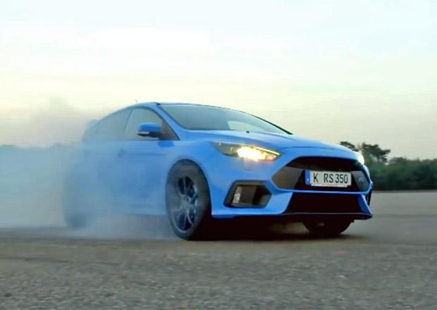 Video: Ford Focus RS 2016. S�ga u� m� sedm d�l�