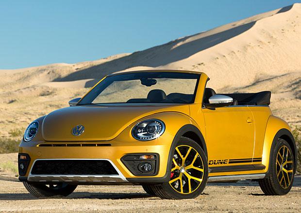 Volkswagen Beetle Dune: Po vzoru plážových bugin