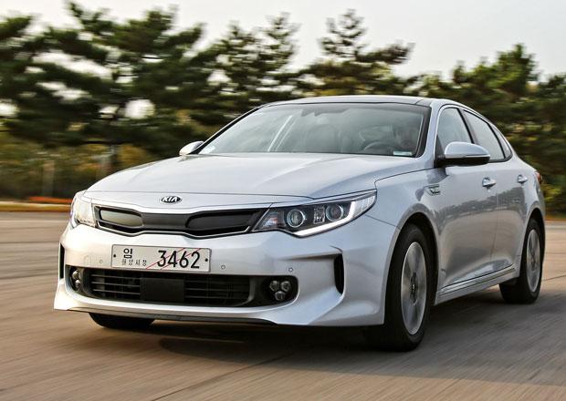 Kia vsadí na hybridy, těšme se na Optimu PHEV i hybridní crossover Niro