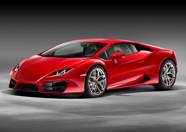 Lamborghini Hurac�n LP580-2: 580 b�k� na zadn�ch kolech