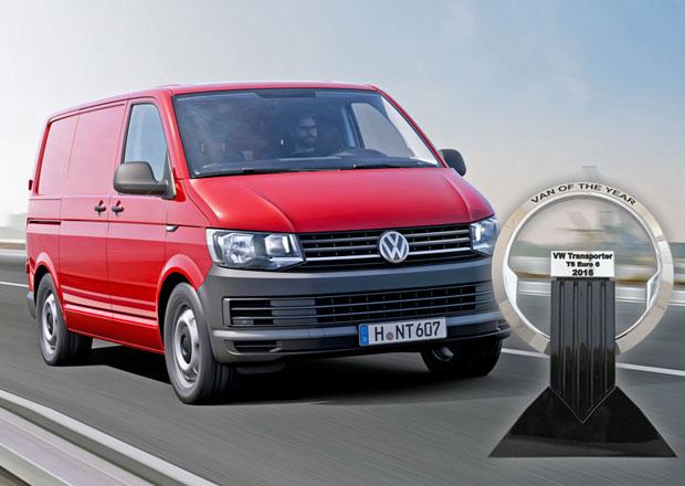 Volkswagen Transporter: International Van of the Year 2016