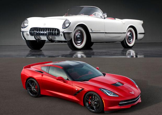 Chevrolet Corvette: Všechny generace pohromadě