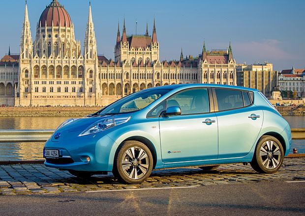 Německo zvažuje další zvýhodnění elektromobilů