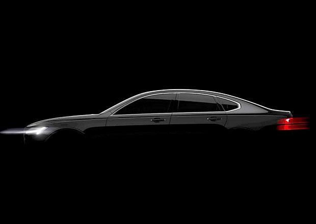 Volvo S90: Ochutn�vka p�ed detroitskou premi�rou