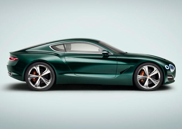 Bentley zvažuje výkonný elektromobil