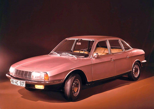 Evropské Automobily roku: NSU Ro 80 (1968)