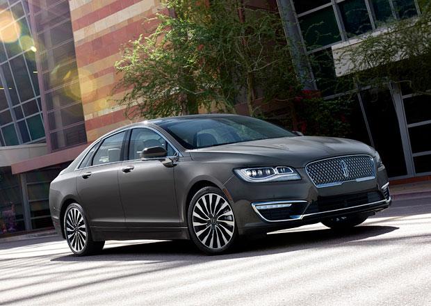 Lincoln nebude vyrábět kupé ani jakékoliv jiné sportovní modely