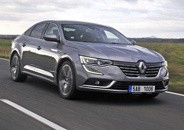 Renault Talisman 1.6 dCi – Něco pro štěstí