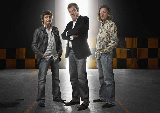 Top Gear ještě jednou v původním složení, BBC odvysílá speciál s Clarksonem a spol.