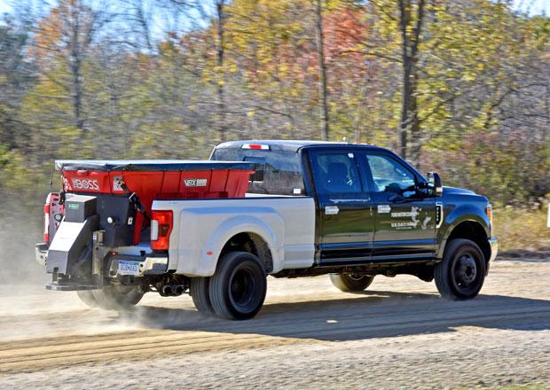 Ford F-Series Super Duty: Nekopromisní vývojové testy