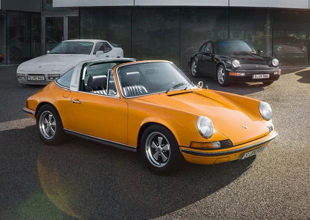 Porsche otevírá první Classic Center