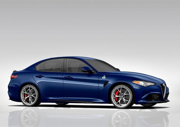 Alfa Romeo spustila konfigurátor Giulie Q. Jak by vypadala ta vaše ... 91e153aaca