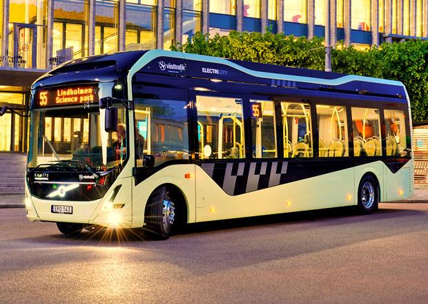 Volvo Buses a ocen�n� pro elektrobusy (+video)