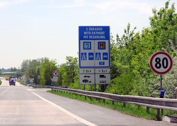 Sazby mýtného na Slovensku od ledna mírně klesnou