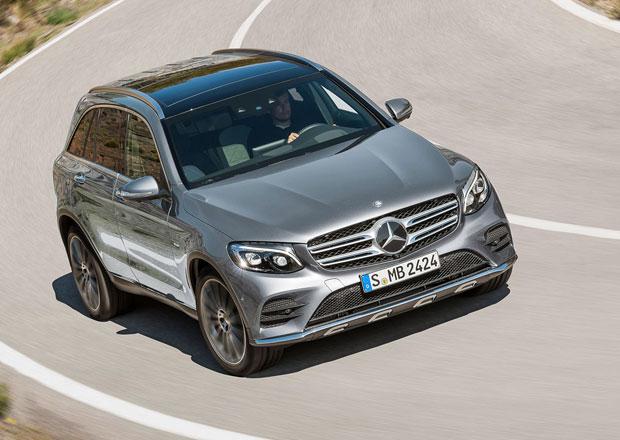 Mercedes-Benz GLC se bude vyr�b�t ve Finsku