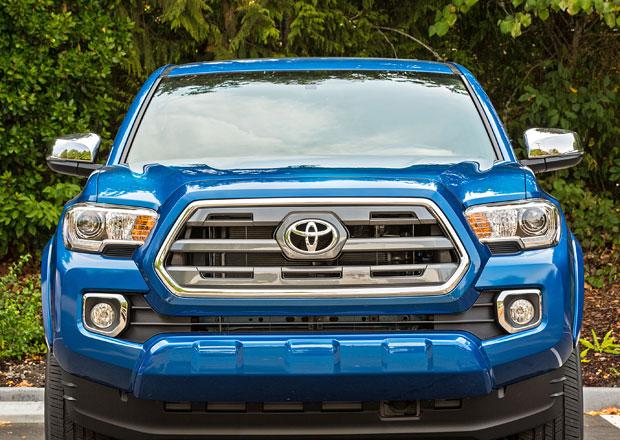 Toyota v prodejích opět překonala Volkswagen