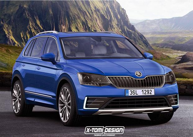 Škoda bude v Číně vyrábět dvě nová SUV, jedno i ve stylu BMW X6